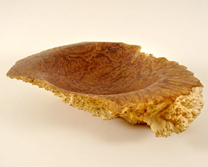 Holzschale Goldfield